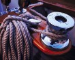 Cordage and ship rigging
